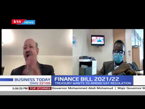 Finance bill2021/22: 50% of revenues goes to debt servicing
