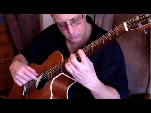 """Our Kiss"" Robert Mullins; Original Acoustic Finger Style Guitar Piece"