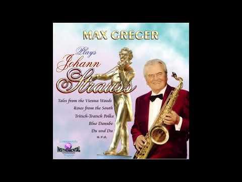 Max Greger - Plays Johann Strauss