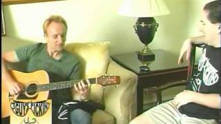 "Phil Collen jams ""Four Letter Word"" exclusively on 3 Guys Pickin"