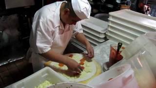 NYC Pizza - John's Pizza on Bleeker Street - In the Kitchen