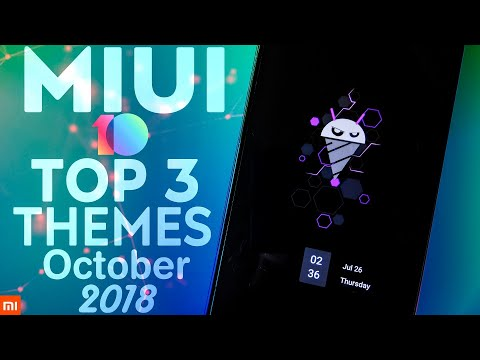 Download Top Rated Full Customize Themes For Miui 9 You