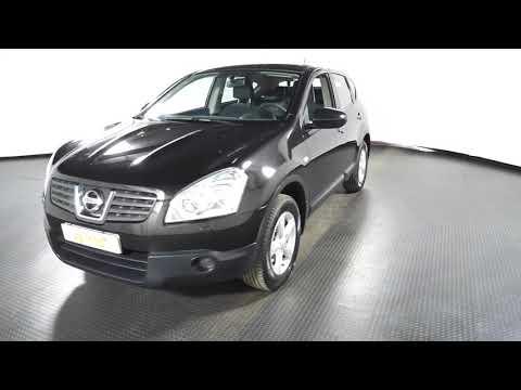 Nissan QASHQAI 1.6 Visia 4x2 5-ov, Maastoauto, Manuaali, Bensiini, XMP-952