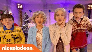 Ho Ho Holiday Special | 'Rockin Around the Christmas Tree' Karaoke Version | Nick
