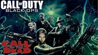 Road To Bo4 #6 Call Of The Dead #mudinhomisty