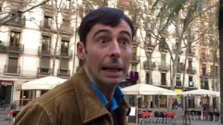 Bruno Oro - Jacobo va al Raval e intenta comerse un kebab
