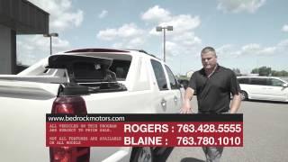 Bedrock Motors August 2015 Auto Show Rogers, Blaine, Minneapolis, St Paul, MN
