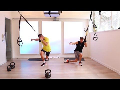 TRX Lower Body Strength