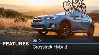 2019 Subaru Crosstrek Hybrid SUV Features