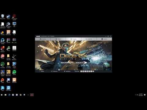 How to turn up digital vibrance on AMD! (Radeon Settings)