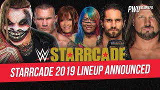 WWE Announced Lineup For 2019 Starrcade Streaming Live On The WWE Network