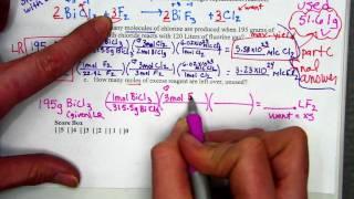 Limiting Reagent Part 4