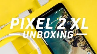 Смартфон Google Pixel 2 XL 128GB Just Black от компании Cthp - видео 1