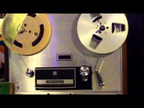 Lou Rawls - Blues for the Weepers - Played on Pioneer Reel to Reel Tape Deck