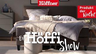 Die Höffi Show // Boxspringbett & Matratze für alle Lebenslagen