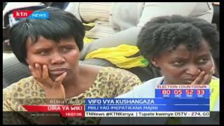 IEBC yazidi kuzozana na wanasiasa kuhusu hesabu ya kura vituoni-Kinyang'anyiro 2017;Dira ya Wiki pt1