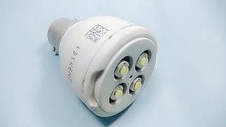Convert old broken CFL into LED Bulb