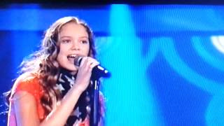 The Voice Kids - Lara Marie Krause - Stadt