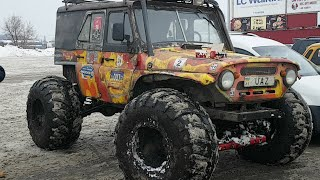 OFF ROAD online рейд
