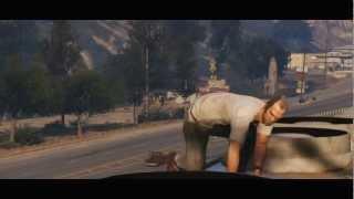 GTA V Official Trailer #2 (HD)
