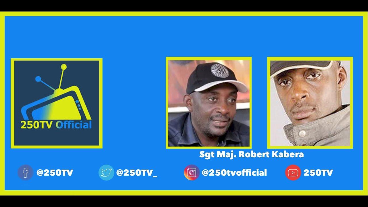 Yavuze uburyo yafashwe ku ngufu na Sgt Maj. Robert Kabera