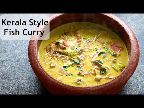 Kerala  Fish Curry In Coconut Milk – Nadan Meen Curry – Fish Mappas – Meen Mappas | Skinny Recipes