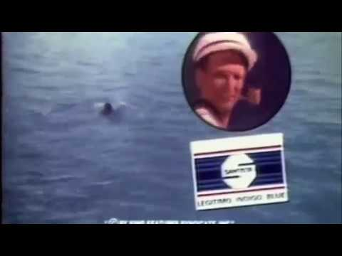 Comercial baseado no filme do Popeye em live action com Robin Williams