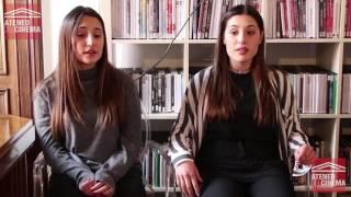 """Sorelle Fontana  cantano """"Mercedes Benz"""""""