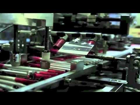 Prodir Kugelschreiber: Produktion - Pinkcube.de