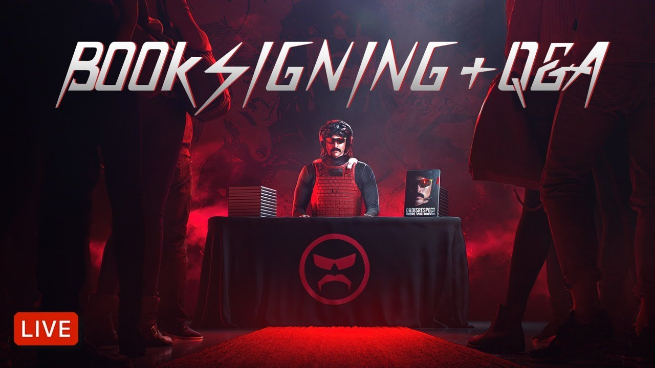 Violence. Speed. Momentum. by Dr Disrespect