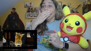 POKÉMON Detective Pikachu Official Trailer 2 Reaction!