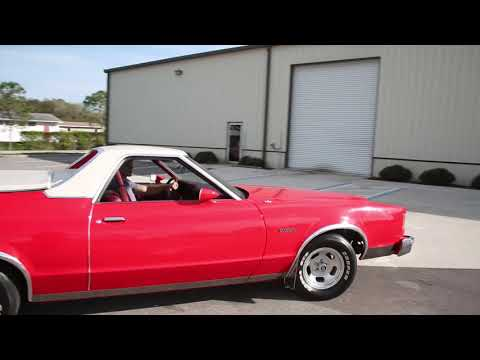 Video of 1979 Ranchero located in Florida Offered by Skyway Classics - PJZX