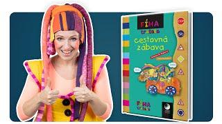 FÍHA tralala - CESTOVNÁ ZÁBAVA - čítanie z fíhovskej knižky pre deti