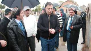 Lev Leviev in Samarkand