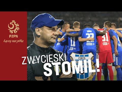 Magazyn 1 ligi - 8 kolejka sezonu 2021/2022