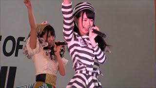 AKB48 Team 8 服部有菜カメラ 「生きることに熱狂を!」 富士スピードウェイ 2回目 20171015