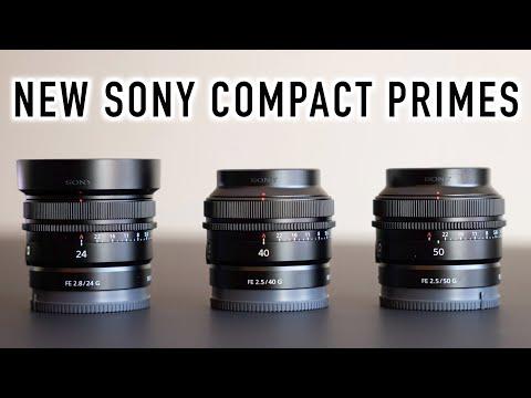 External Review Video DNi5brL54nQ for Sony FE 50mm F2.5 G Lens (SEL50F25G)