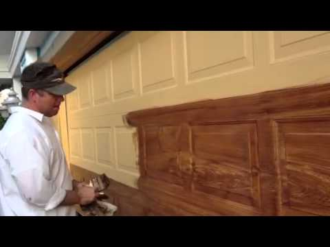 Wood Garage Doors, Boston MA.