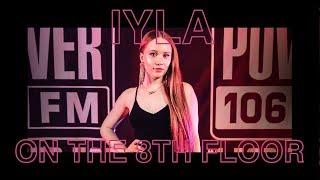 "Iyla Performs ""Shampoo"" , ""Juice"" & ""Flowers"" LIVE | ON THE 8TH FLOOR"