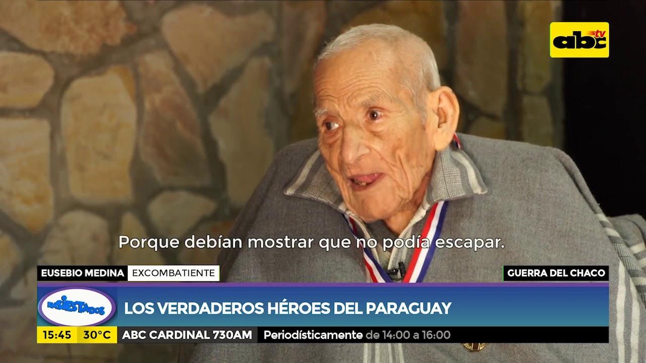 Los verdaderos héroes del Paraguay