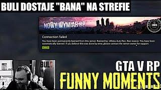 """GTA V RP[BULI DOSTAJE """"BANA"""" NA STREFIE/PAGO ODPOWIADA WIDZOWI/NOKAUT/WYBUCH/200 IQ DRZWI] [FM]"""