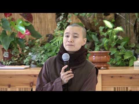 The 4 Conditions - Sr Thuần Khánh, 2017 12 07