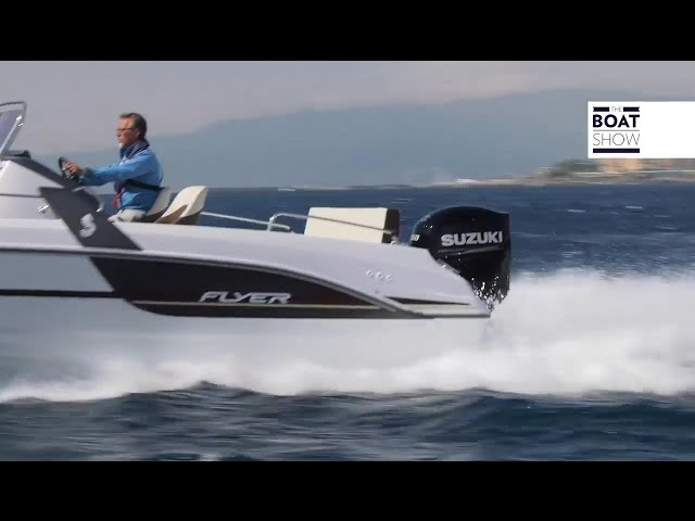 [ITA] SUZUKI DF 150 AP -  BENETEAU FLYER 6.6 Sundeck - Review - The Boat Show