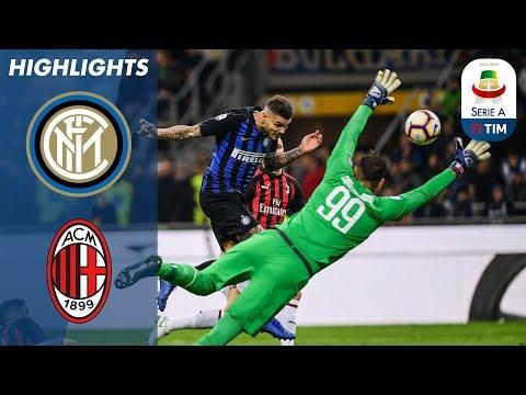 Inter Milan 1-0 AC Milan | Late Icardi Header Wins Dramatic Milan Derby! | Serie A