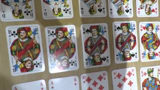 1.  Introduction to Doppelkopf - German card game