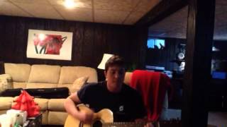 """""""Rock this town"""" - Brantley Gilbert covered by Mike Wheaton"""