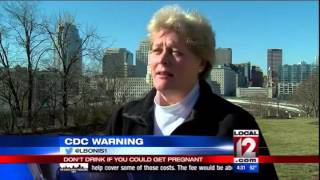CDC Warning: Don't drink if you could get pregnant
