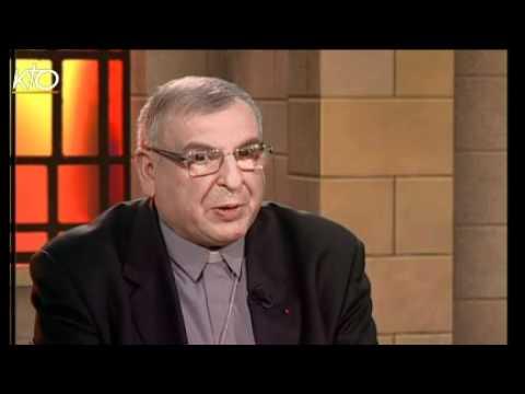 Mgr André Lacrampe - Diocèse de Besançon