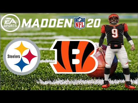 Madden NFL 20 PS4 Gameplay (Career Mode Ep.10)