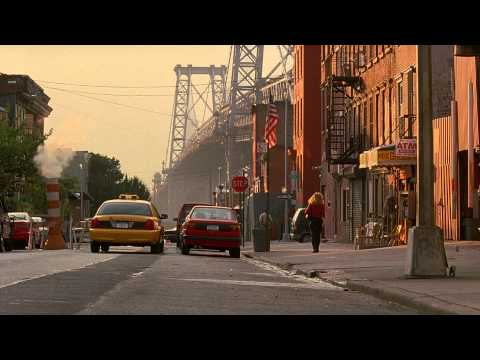 New York taxi - Trailer